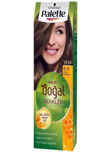 Palette Palette Natural Saç Boyası 6-0 Renkli